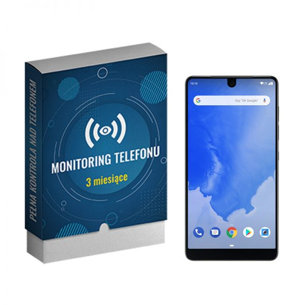 Aplikacja do monitorowania telefonu - licencja 3 miesiące