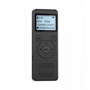 Dyktafon cyfrowy [DVR-818]