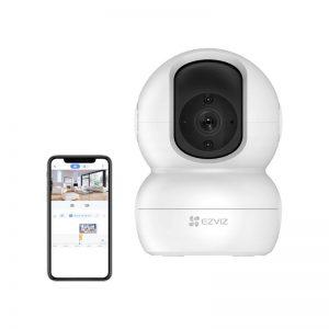 Inteligentna kamera Wi-Fi z funkcją obracania i pochylania [TY2]