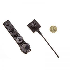 Mini kamera analogowa GUZIK/ŚRUBKA [CM-BU18] LawMate