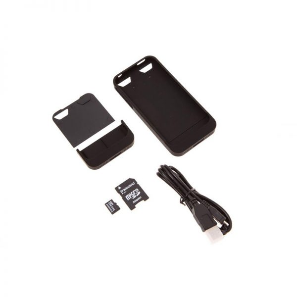 Rejestrator audio/video OBUDOWA IPHONE [PV-IP45] LawMate